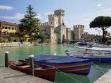 Sirmione, Lago Di Garda, Lombardia, Italian Lakes, Italy Photographic Print by Gavin Hellier