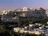The Acropolis, Parthenon and City Skyline, Athens, Greece Photographic Print by Gavin Hellier
