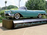 Classic Car, Graceland, Mamphis, Tennessee, USA Reproduction photographique par Gavin Hellier