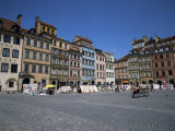 Rynek Starego Miasta (Old Town Square), Poznan, Poland Photographic Print by Gavin Hellier