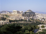The Acropolis, Unesco World Heritage Site, Athens, Greece Photographic Print by Gavin Hellier