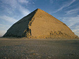 The Bent Pyramid (Pyramid of Dahshur), 321Ft High, Base 620Ft, Egypt, North Africa, Africa Photographic Print by Walter Rawlings