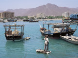 Khor Fakkan, Fujairah Sheikdom, United Arab Emirates, Middle East Photographic Print by Geoff Renner