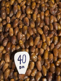 Dates for Sale in the Souq, Marrakesh, Morocco, North Africa, Africa Photographic Print by Gavin Hellier