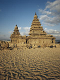 Shore Temple, Mahabalipuram, Tamil Nadu, India Photographic Print by Robert Harding