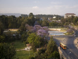 Elevated View Looking Towards the Hilton Hotel, Addis Ababa, Ethiopia, Africa Photographic Print by Gavin Hellier