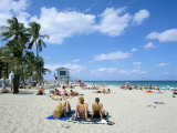 Fort Lauderdale Beach, Fort Lauderdale, Florida, USA Photographic Print by Gavin Hellier