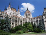 Parliament Building, Budapest, Hungary Photographic Print by Gavin Hellier