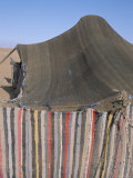 Berber Tent at the Bivouac at Chigaga Dunes, Draa Valley, Morocco, North Africa, Africa Photographic Print by Jenny Pate