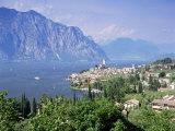 Malcesine, Lake Garda, Trentino-Alto Adige, Italian Lakes, Italy Photographic Print by Gavin Hellier
