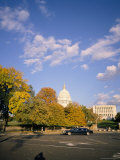 Capitol Building, Washington Dc, USA Photographic Print by Geoff Renner
