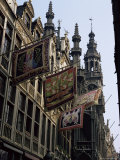 Maison Du Roi, Brussels, Belgium Photographic Print by Walter Rawlings