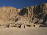 Temple of Hatshepsut, Deir El-Bahri, West Bank, Thebes, Unesco World Heritage Site, Egypt Photographic Print by Gavin Hellier