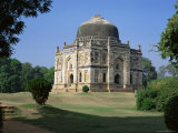 Lodi Tombs, New Delhi, Delhi, India Photographic Print by Gavin Hellier