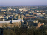 Council Buildings and City Centre, Bristol, Avon, England, United Kingdom Photographic Print by Gavin Hellier