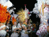 Carnival, Corrientes, Northern Argentina, Argentina, South America Photographic Print by Walter Rawlings