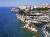 Bonifacio, Corsica, France, Mediterranean Photographic Print by Gavin Hellier
