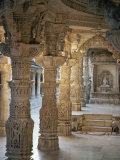 Dillawara Temple, Mount Abu, Rajasthan State, India Photographic Print by Sybil Sassoon