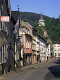 Main Street, Vianden, Luxembourg Photographic Print by Gavin Hellier