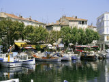 Harbour, La Ciotat, Near Marseille, Bouches-Du-Rhone, Provence, France Photographic Print by David Hughes