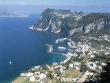 Marina Grande, Island of Capri, Campania, Italy, Mediterranean Photographic Print by G Richardson