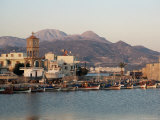 Harbour, Ierapetra, Crete, Greece Photographic Print by James Green