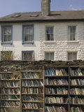 Bookstalls, Hay on Wye, Powys, Mid-Wales, Wales, United Kingdom Photographic Print by David Hughes