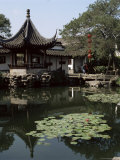 Wangshi Garden, Suzhou, China Photographic Print by G Richardson