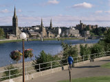 Inverness, Highland Region, Scotland, United Kingdom Photographic Print by G Richardson