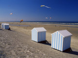 Hardelot Plage, Near Boulogne, Pas-De-Calais, France Photographic Print by David Hughes