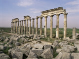 Apamea, Syria, Middle East Photographic Print by G Richardson