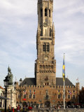 Markt, Bruges (Brugge), Unesco World Heritage Site, Belgium Photographic Print by G Richardson