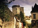 Cite Medievale (Castle District), Loches, Indre-Et-Loire, Loire Valley, Centre, France Photographic Print by David Hughes