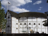The Globe Theatre, Bankside, London, England, United Kingdom Photographic Print by David Hughes