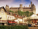 Chateau, Pierrefonds, Oise, Nord-Picardy, France Photographic Print by David Hughes