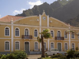Governor's House, Ponto Do Sol, Santo Antao, Cape Verde Islands, Africa Photographic Print by G Richardson