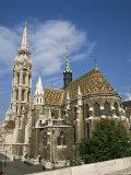 Matthias Church, Budapest, Hungary Photographic Print by G Richardson