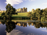 Alnwick Cstle, Alnwick, Northumberland, England, United Kingdom Photographic Print by Lee Frost