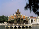 Royal Summer Palace, Bang Pa In, Thailand, Southeast Asia Photographic Print by G Richardson