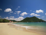 Reduit Beach, Rodney Bay, St. Lucia, Windward Islands, West Indies, Caribbean, Central America Photographic Print by Lee Frost
