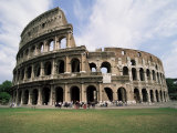 The Colosseum, Rome, Lazio, Italy Photographic Print by G Richardson