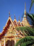 Wat Chalong, Phuket, Thailand, Southeast Asia Photographic Print by G Richardson