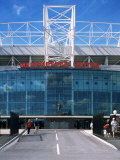 Manchester United Football Stadium, Old Trafford, Manchester, England, United Kingdom Photographic Print by G Richardson