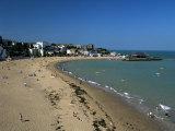 Beach, Broadstairs, Kent, England, United Kingdom Photographie par David Hughes