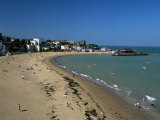Beach, Broadstairs, Kent, England, United Kingdom Photographic Print by David Hughes