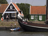 Marken, a Fishing Village, Netherlands (Holland) Photographic Print by G Richardson