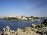 Temple at Philae, Unesco World Heritage Site, Egypt, North Africa, Africa Photographic Print by G Richardson