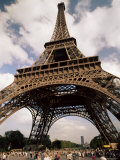 Eiffel Tower, Paris, France Photographic Print by Lee Frost