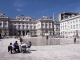 Somerset House, London, England, United Kingdom Photographic Print by G Richardson