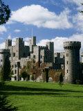 Penrhyn Castle, Gwynedd, Wales, United Kingdom Photographic Print by G Richardson